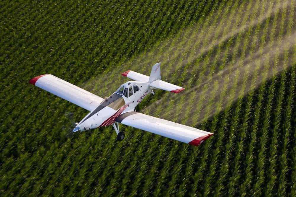 Find an Aerial Applicator