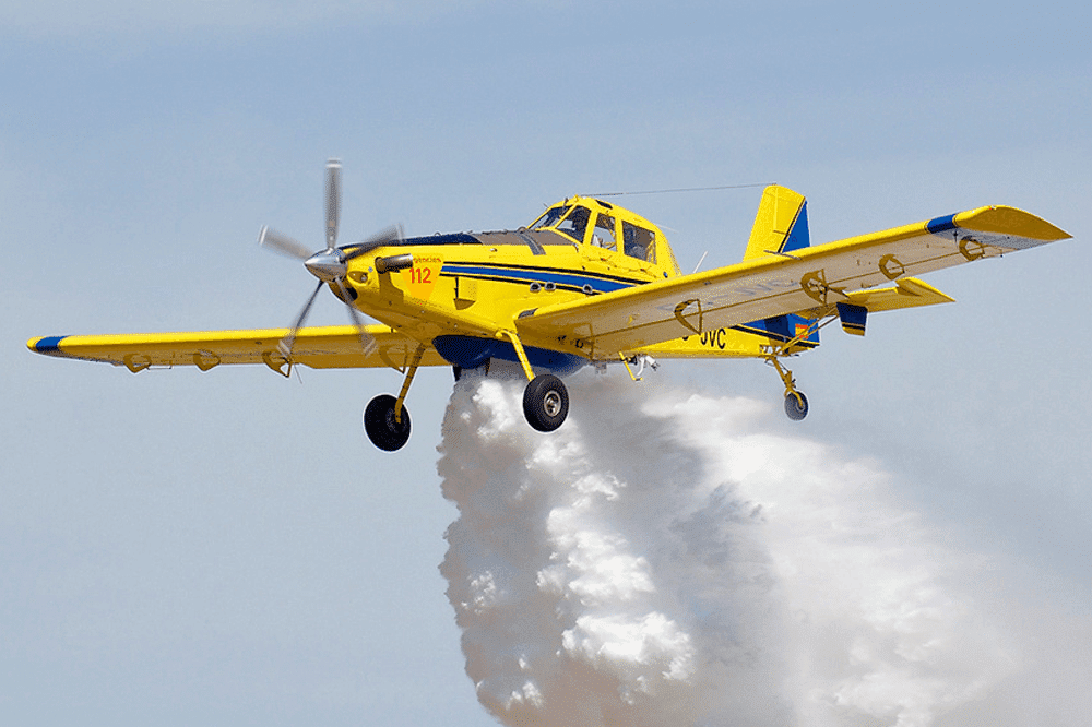 WASP Firefighting