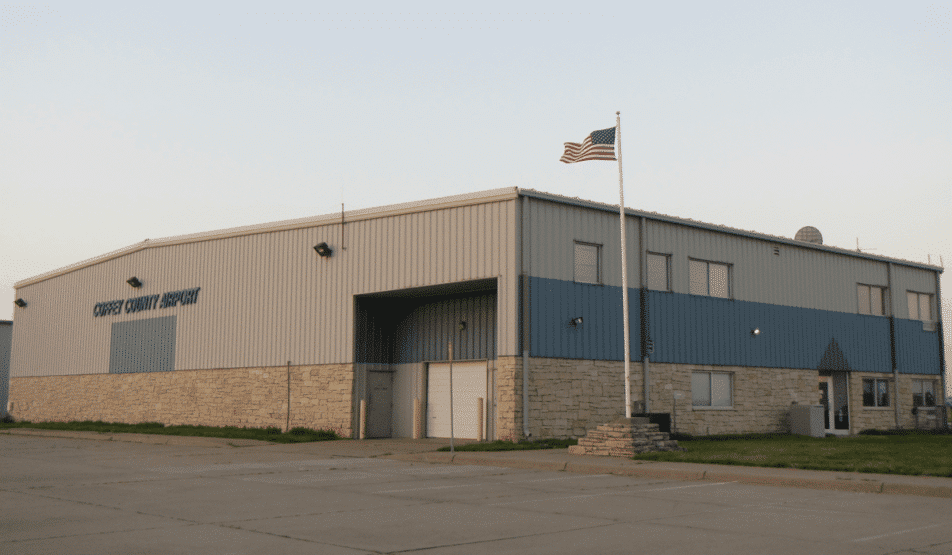 Coffey County Kansas Airport